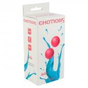 Вагинальные шарики без сцепки Emotions Lexy Medium  , Pink