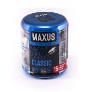 Презервативы MAXUS Classic  - 15 шт.