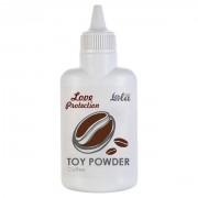 Пудра для игрушек Love Protection Coffee, 30 г