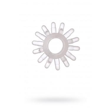 """Кольцо гелевое """"Солнце"""", прозрачное"""