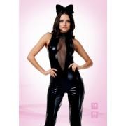 Костюм Чёрная кошка ML (44-46)