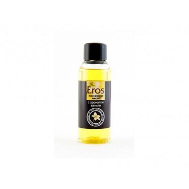 Масло Eros для эротического массажа с ароматом ванили (50 мл)