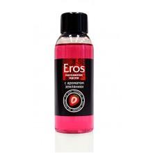 Масло Eros для эротического массажа с ароматом земляники (50 мл)