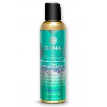 Массажное масло DONA Scented Massage Oil Naughty Aroma: Sinful Spring 110 мл