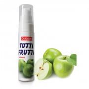 Оральный гель Tutti-Frutti со вкусом зеленого яблока (30 г)