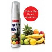 Оральный гель Tutti-Frutti тропический вкус (30г)