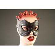 Очки-маска из натуральной кожи