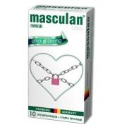 Презервативы Masculan ULTRA тип 4 Ультра прочные (10 шт.)