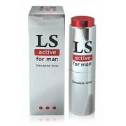 «Lovespray active»  спрей для мужчин (стимулятор) 18мл
