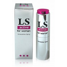 «Lovespray active» спрей для женщин (стимулятор) 18мл