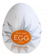 Супер эластичный мастурбатор в виде яйца SHINY