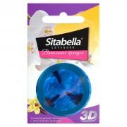 Насадка-презерватив стимулирующая «Sitabella Extender 3D Ванильная Орхидея»