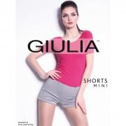 Шорты Giulia SHORTS MINI 02 серые , SM (42-44)