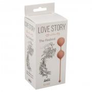 Вагинальные шарики Love Story The Firebird Tea Rose