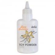 Пудра для игрушек ароматизированная Love Protection Ваниль 30 гр