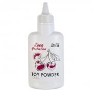 Пудра для игрушек ароматизированная Love Protection Вишня 30 гр