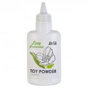 Пудра для игрушек ароматизированная Love Protection Жасмин 30 гр